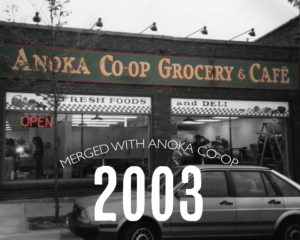 Lakewinds Helps Anoka Co-op in 2003
