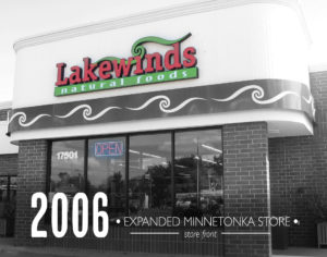 Lakewinds Minnetonka in 2006